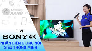 Dòng Android Tivi Sony 4K X8500F/S (43 inch, 49 inch, 55 inch, 65 inch, 75  inch) - YouTube