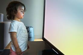 Image result for kids watching tv