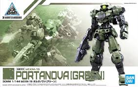 1/144 bEXM-15 Portanova (Green) | Gunpla Wiki