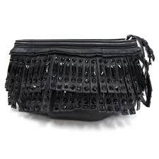 list of prada porch black leather beads