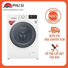 MiỄN PHÍ CÔNG LẮP ĐẶT - FC1409S4W - FC1409S4W Máy giặt LG Inverter ...