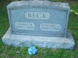 George Wesley Beck (1858-1939) - Find A Grave Memorial