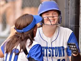 Hightstown softball advances to Tournament of Champions semifinals on Abby  Bell's slam | Sports | trentonian.com
