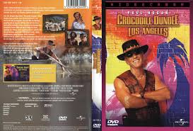 COVERS.BOX.SK ::: Crocodile Dundee in Los Angeles - high quality ...
