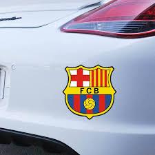 Car Stickers Euro Premium Fc Barcelona Logo For Cars Acessories Home Facebook