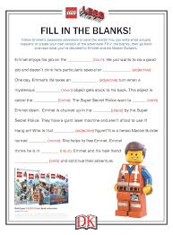 LEGO® Printables and Activities