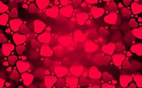 wallpapers 4k purple hearts