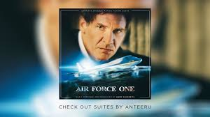 Jerry Goldsmith - AIR FORCE ONE - Suite - YouTube