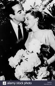 Judy Garland, Vincente Minnelli, Hochzeit 1945 Stockfotografie - Alamy
