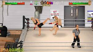 wrestling revolution the 1
