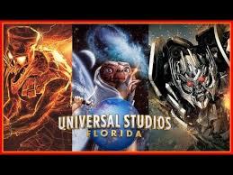 rides at universal studios orlando