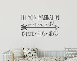 Pin By Krystal Marrero On Kaylee And Izzie In 2020 Playroom Wall Decals Kids Wall Decals Art Wall Kids