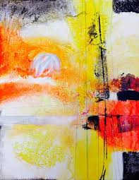 Abstract Paintings That Sing with Tracy Felix — Cole Art Studio Workshops  and Classes