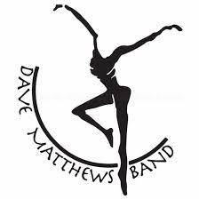 Dave Matthews Band Dancer Text Decal