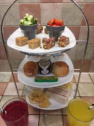 children s afternoon tea picture of