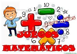 Juegos matemáticos - Web del maestro