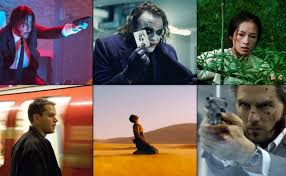 the best action movies of the st century thus far