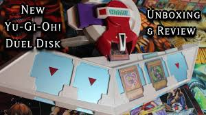 yu gi oh proplica duel disk review