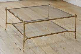 coffee table splayed leg square coffee