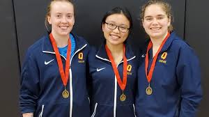VARSITY CLUB RECAP - Queen's Fencing Earns a Gold and Two Silver ...