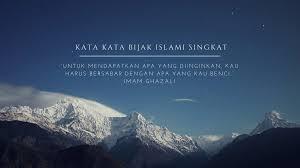 √ kata kata bijak islami singkat kekinian mutiara