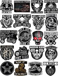 Amazon Com Motorcycle Helmet Stickers 100 Vinyl Stickers For Adults Badass Motorcycle Decals Including Skulls American Flag Clothing