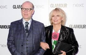 Jennifer Saunders and husband Ade Edmondson avoid arguments ...