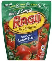 traditional tomato basil pasta sauce