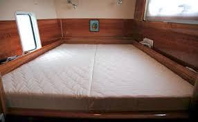 an rv memory foam mattress