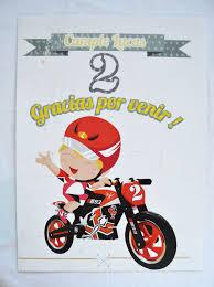 Cumple Con Moto Cumpleanos De Moto Fiestas De Cumpleanos De