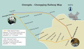 chengdu chongqing trains schedule
