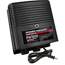 Power Wizard Electric Fence Controller Pw1500 At Tractor Supply Co