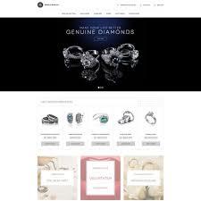 jewelry free responsive template
