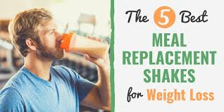 best meal replacement shakes for weight