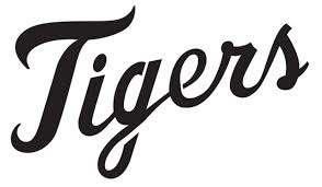 Detroit Tigers Logo Die Cut Vinyl Graphic Decal Sticker Mlb Baseball