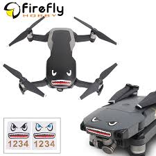 Shark Stickers Drone Body Decals For Mavic Air 2 Mavic Mini Mavic 2 Pro Spark Air Decal Decal Sticker Aliexpress