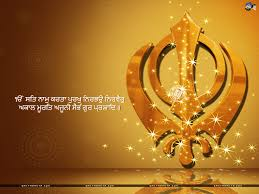 sikh symbols hd wallpaper