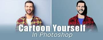 how to cartoon yourself in photo