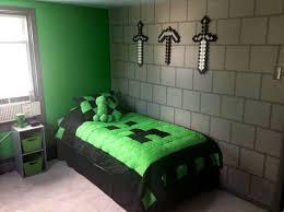 minecraft themed kids room