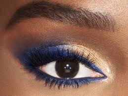 magical blue eye makeup looks for