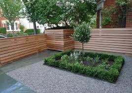 Garden Landscape Design In 2020 Small Garden Fence Front Garden Design Modern Garden Landscaping