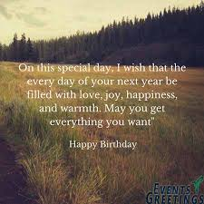 best happy birthday wishes messages quotes and greetings