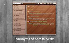 english thesaurus on the mac app