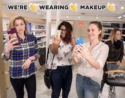 natural makeup looks to show men