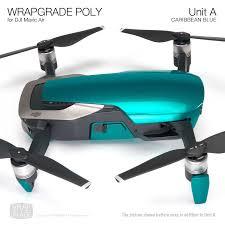 Wrapgrade Poly Skin For Dji Mavic Air Unit A Wrap Decal Dji Mavic The Unit