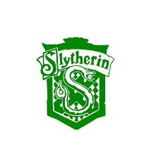 Harry Potter Slytherin Crest Vinyl Decal Car Laptop Etsy