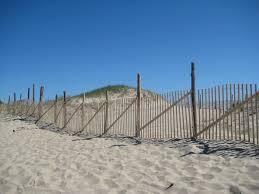 Sand Fencing U S National Park Service