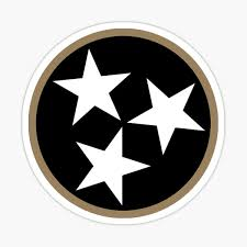 Tennessee Tristar Stickers Redbubble