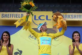 Nibali vince a Sheffield e conquista la maglia gialla al Tour de France 2014