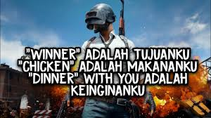kumpulan quotes caption gamer pubg